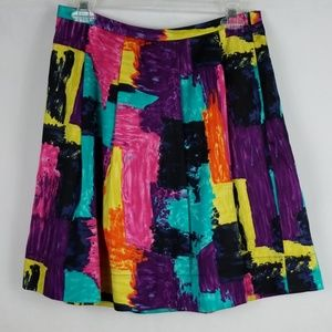 Trina Turk Multicolor Skirt Size 2